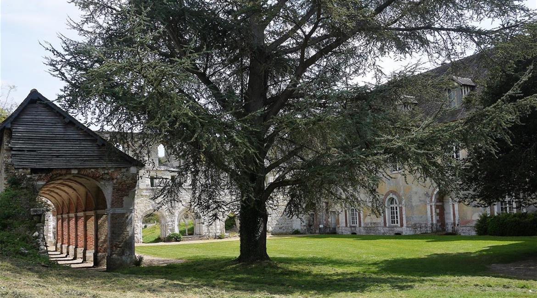 Abbaye dans l'Eure